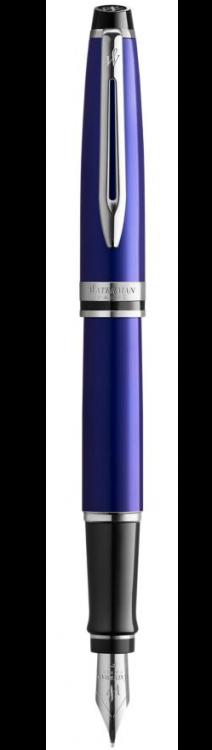 Перьевая ручка Waterman Expert 3, цвет: Blue CT, перо: F