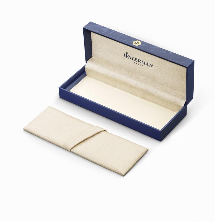 Ручка шариковаяWatermanExpert Rose Gold, цвет чернил Mblue,  в подарочной упаковке