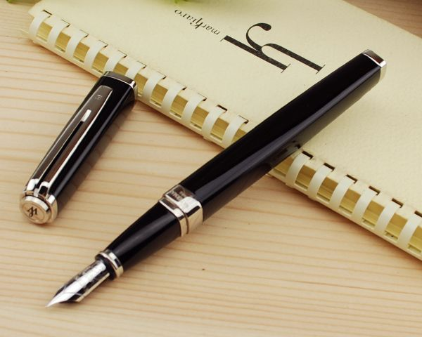Перьевая ручка Waterman Exception, цвет: Slim Black ST, перо: F (FF)