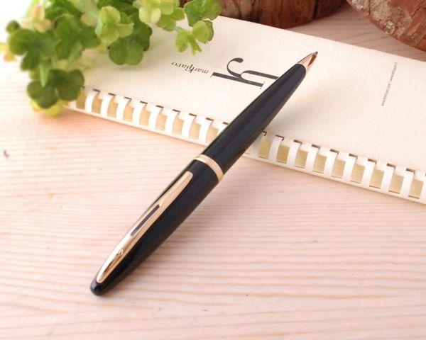 Шариковая ручка Waterman Carene, цвет: Black GT, стержень: Mblue