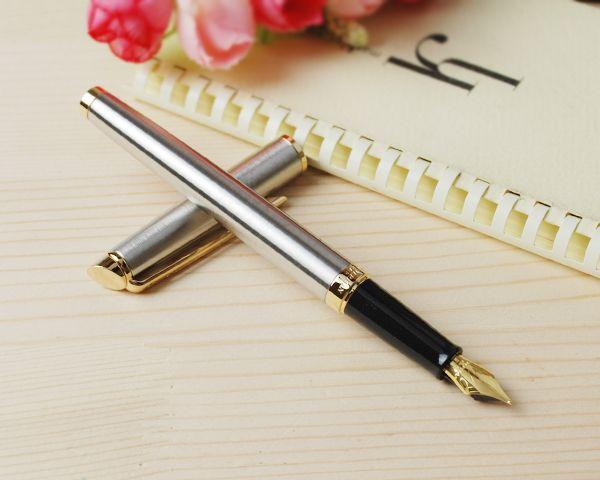 Перьевая ручка Waterman Hemisphere, цвет: GT, перо: F