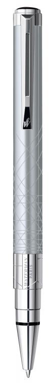 Шариковая ручка Waterman Perspective, цвет: Silver CT, стержень Mbue
