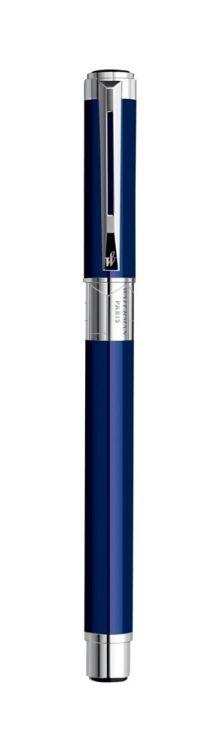Перьевая ручка Waterman Perspective, цвет: Blue CT, перо: F