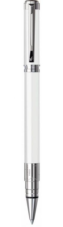 *Ручка-роллер Waterman Perspective, цвет: White CT, стержень: Fblck