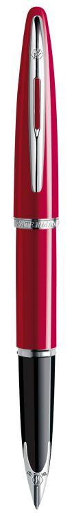 Перьевая ручка Waterman Carene, цвет: Glossy Red Lacquer ST
