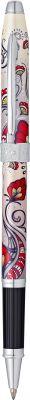 AT0645-3 Ручка-роллер Selectip Cross Botanica. Цвет -
