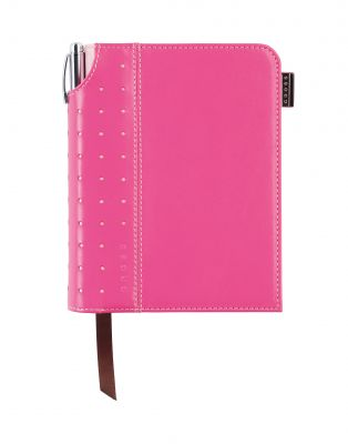 AC236-3S Записная книжка Cross Journal Signature A6, 250 страниц в линейку. ручка 3/4 в комплекте. Цвет -  ро