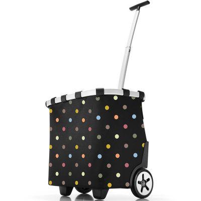 DF20161105 Reisenthel. Сумка-тележка carrycruiser dots