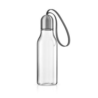 DF20161140 Eva Solo. Бутылка спортивная 700 мл серая