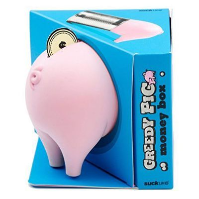 DF201611418 Suck UK. Копилка greedy pig