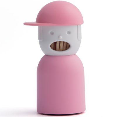 DF20161905 Qualy. Держатель для зубочисток picky boy розовый