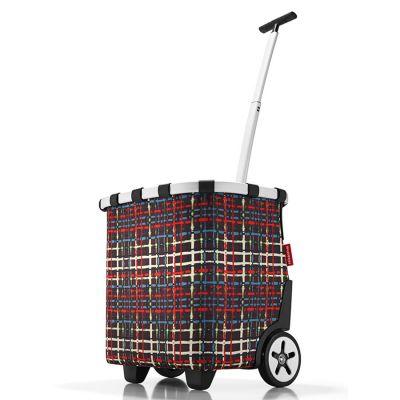 DF201611485 Reisenthel. Сумка-тележка carrycruiser wool