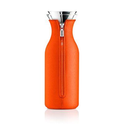 DF20161743 Eva Solo. Графин fridge в неопреновом чехле 1 л оранжевый