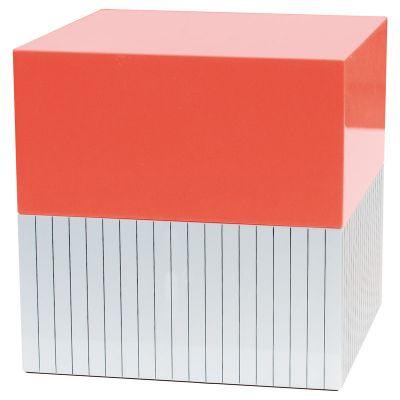 DF201611416 Remember. Шкатулка stripes&orange