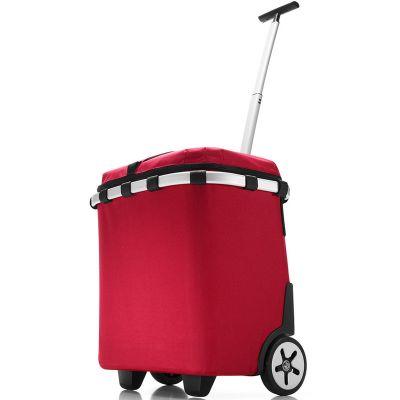 DF201611186 Reisenthel. Термосумка-тележка carrycruiser red