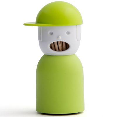 DF201611083 Qualy. Держатель для зубочисток picky boy зеленый