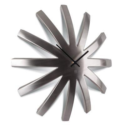 DF20161770 Umbra. Часы настенные burst никель