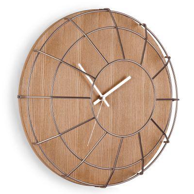 DF201611413 Umbra. Настенные часы cage