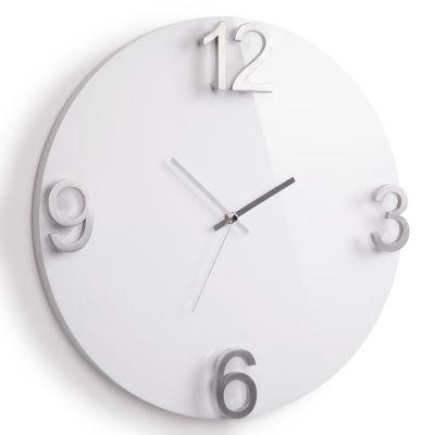 DF20161250 Umbra. Часы настенные elapse белые