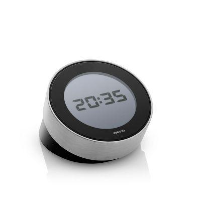 DF201615 Eva Solo. Термометр с часами кухонный 9,5 см