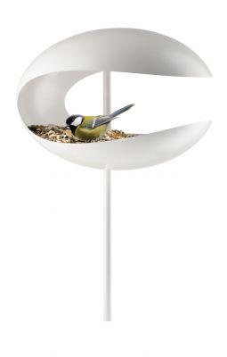 DF20161909 Eva Solo. Кормушка-стол для птиц белая