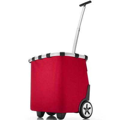 DF201611286 Reisenthel. Сумка-тележка carrycruiser red