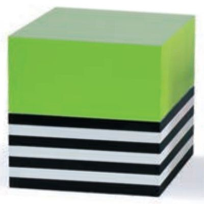 DF20161657 Remember. Шкатулка stripes&green