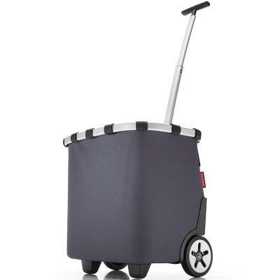 DF201611235 Reisenthel. Сумка-тележка carrycruiser graphite