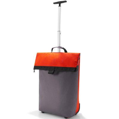DF20161508 Reisenthel. Сумка-тележка trolley m patchwork mandarin
