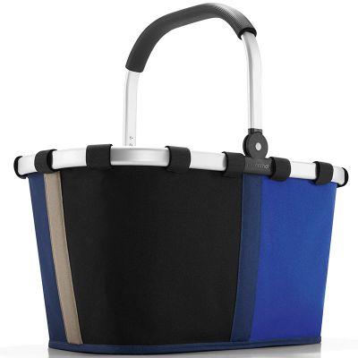 DF201611 Reisenthel. Корзина carrybag patchwork royal blue