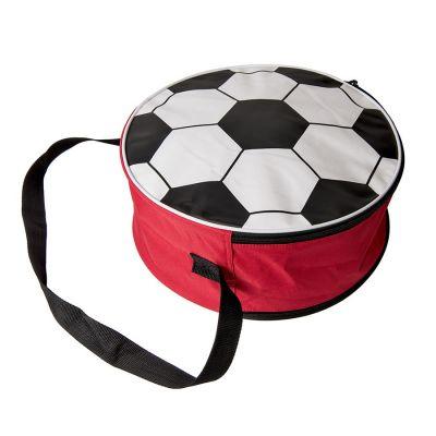 HG184061308 Сумка футбольная; красный, D36 cm; 600D полиэстер