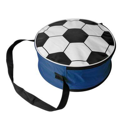 HG184061310 Сумка футбольная; синий, D36 cm; 600D полиэстер