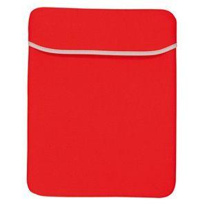 HG151182723 Чехол для ноутбука; красный; 29.5х36.5х2см; нейлон, полиэстер, спандекс; шелкография