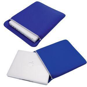 HG151182724 Чехол для ноутбука; синий; 29,5х36,5х2 см; нейлон, полиэстер, спандекс; шелкография