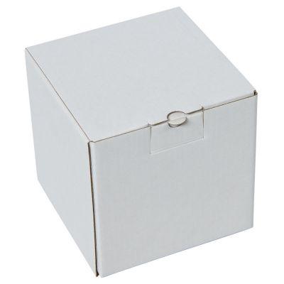 HG170151340 Rusgifts. Коробка подарочная для кружки, размер 11*11*11 см., микрогофрокартон белый