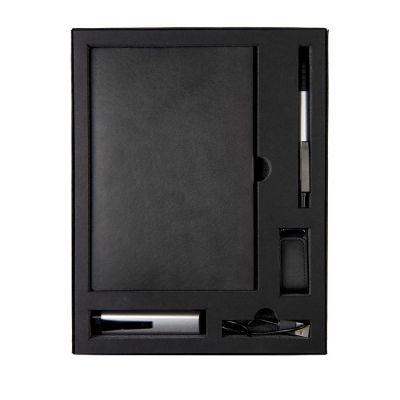 HG170151586 Набор  TWIZZY TOWER:универсальное зарядное устройство(2200мАh),блокнот,USB flash-карта и ручка в под