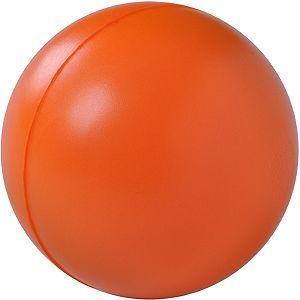 """HG15091910 Антистресс """"Мяч"""", оранжевый, D=6,3см, вспененный каучук"""