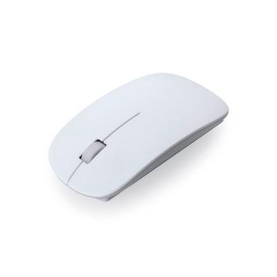 HG184061172 Мышь беспроводная LYSTER, белый, пластик