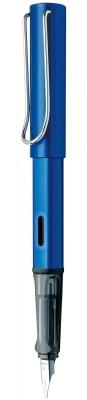 4000318 Перьевая ручка Lamy Al-star, Синий, EF