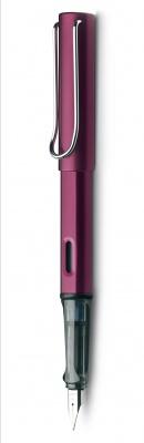 4000333 Ручка перьевая 029 al-star, Пурпурный, M