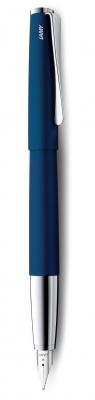 4000460 Перьевая ручка Lamy Studio, Синий, EF
