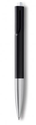 4001005 Ручка шариковая Lamy Noto, Черно-серебристый