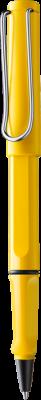 4001115 Ручка-роллер Lamy Safari Yelow, Синий стержень