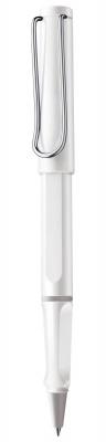 4001125 Ручка-роллер Lamy Safari White