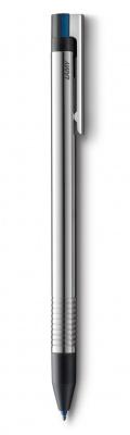 4001238 Ручка мультисистемная (3 цвета)  Lamy , Полированная сталь