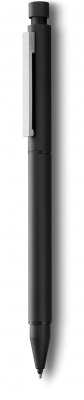4001268 Ручка мультисистемная (черный+кар 0,5), Черный