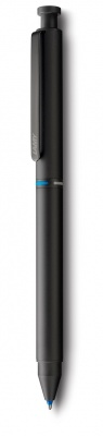4001274 Ручка мультисистемная (синий+кар 0,5+маркер M55) 746 st, Черный