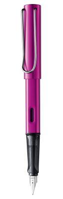 4032587 Перьевая ручка Lamy Al-star, Ярко-розовый, EF