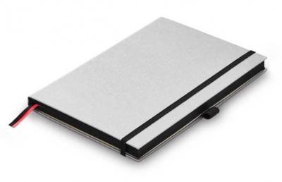 LM210511305 Lamy Safari. Записная книжка, твердый переплет, формат А5, черный цвет, нелинованная