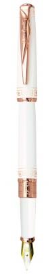 PC1063FP Перьевая ручка Pierre Cardin, SECRET,корпус и колпачок - латунь и лак